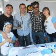 MATE SANTO colaboró con la Fundación PUPI